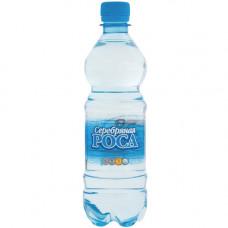 Природная негазированная вода «Серебряная Роса» 0,5 л.
