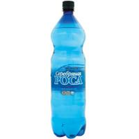 Природная газированная вода «Серебряная Роса» 1,5 л.