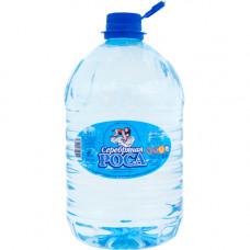 Природная питьевая вода «Серебряная Роса» 5 л.