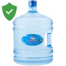 Природная питьевая вода «Серебряная Роса» 13 л. в оборотной бутылке
