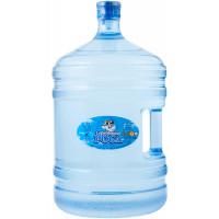 Природная питьевая вода «Серебряная Роса» 19 л.
