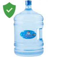 Природная питьевая вода «Серебряная Роса» 19 л. в оборотной бутылке