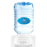 Природная питьевая вода «Серебряная Роса» 18,5 л. в одноразовой таре