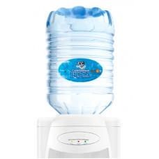 Природная питьевая вода «Серебряная Роса» 19 л. в одноразовой таре